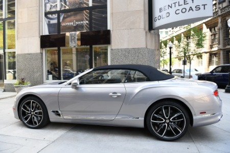Used 2020 Bentley continental GT Convertible GT   Chicago, IL