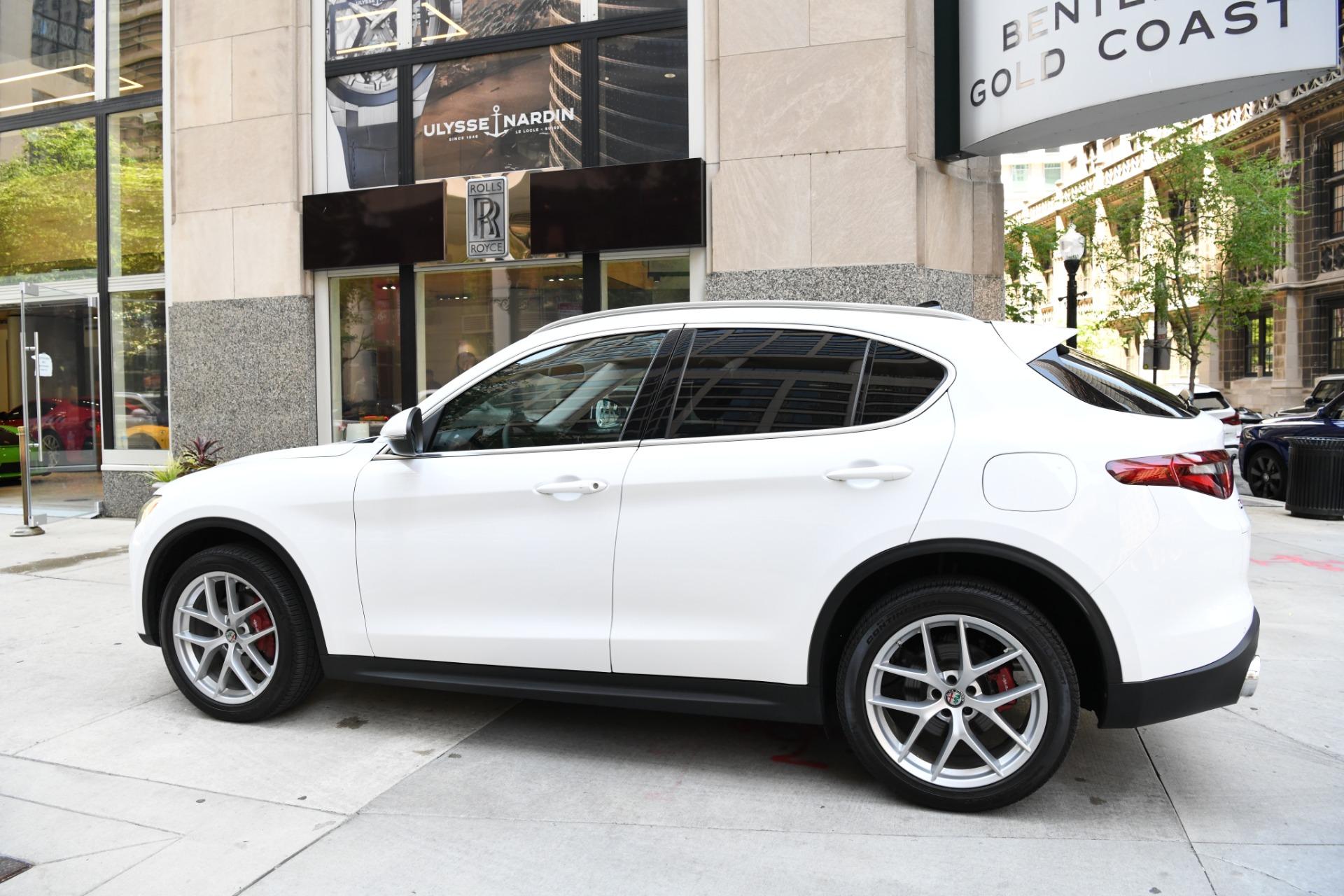 Used 2019 Alfa Romeo Stelvio Ti | Chicago, IL