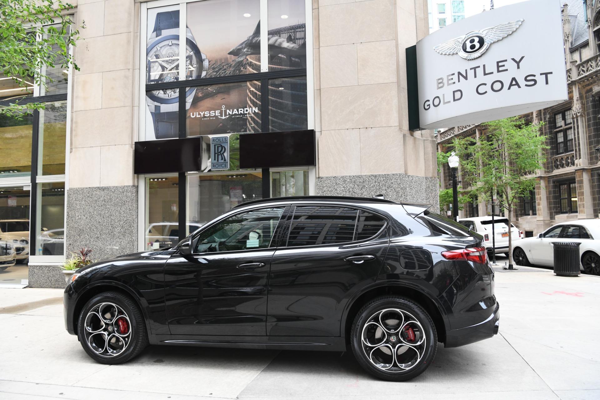 New 2021 Alfa Romeo Stelvio Ti Sport | Chicago, IL