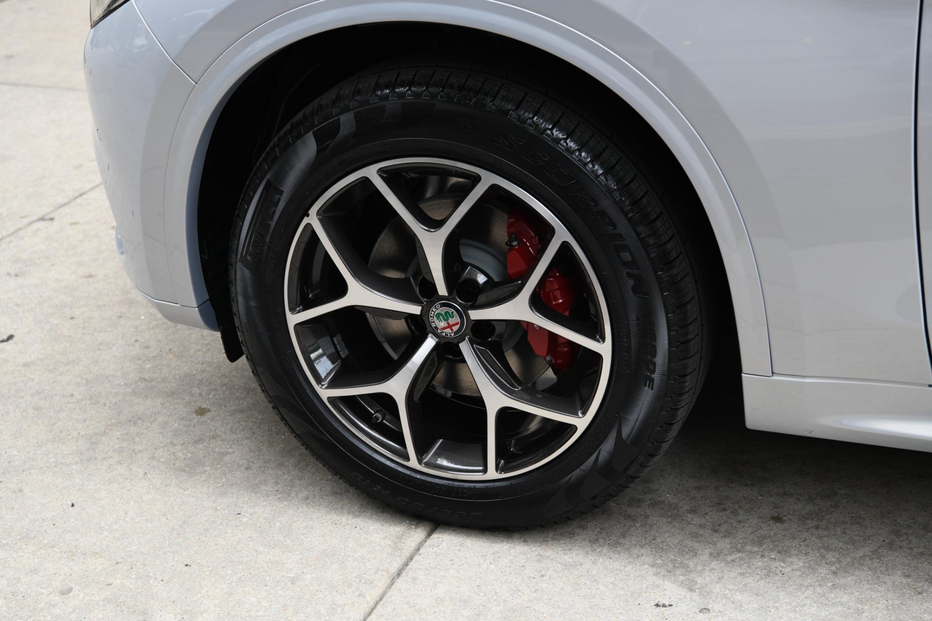 Used 2021 Alfa Romeo Stelvio Ti | Chicago, IL