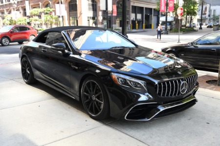 Used 2020 Mercedes-Benz S-Class AMG S 63   Chicago, IL