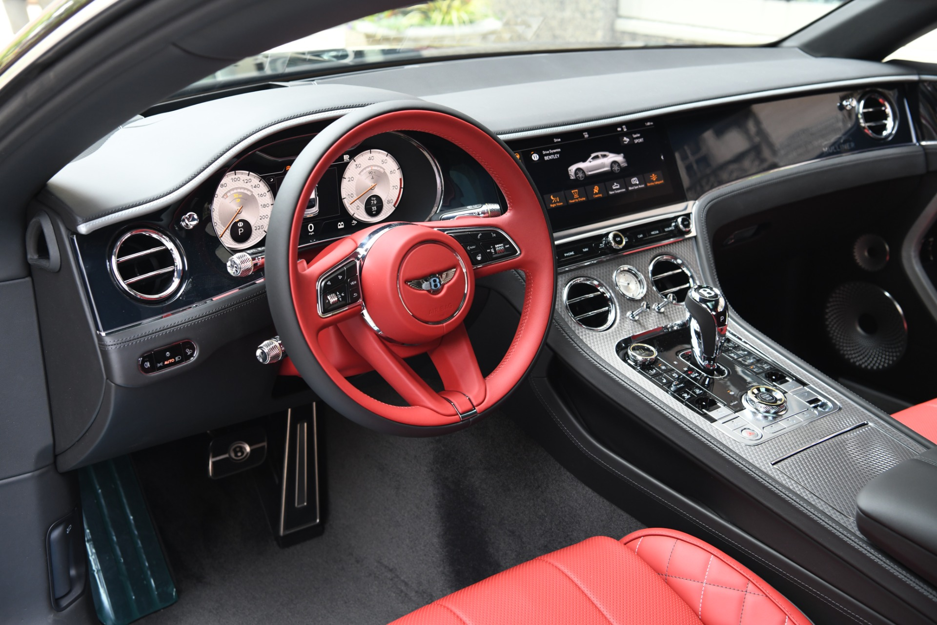 New 2021 Bentley continental GT GT V8 Mulliner | Chicago, IL