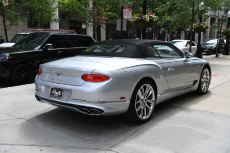 New 2021 Bentley CONTINENTAL GTC CONVERTIBLE GTC V8 | Chicago, IL