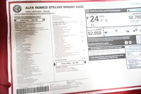 New 2021 Alfa Romeo Stelvio Sprint   Chicago, IL