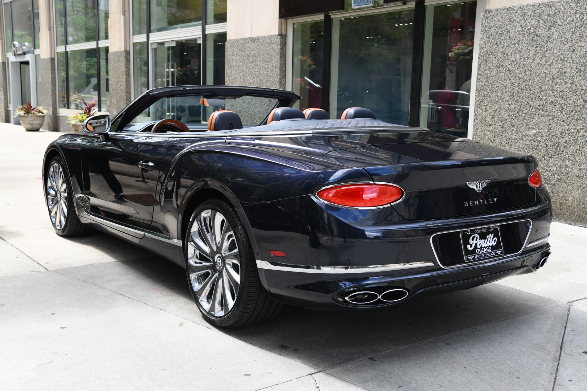 New 2021 Bentley CONTINENTAL GTC CONVERTIBLE GTC V8 Mulliner | Chicago, IL