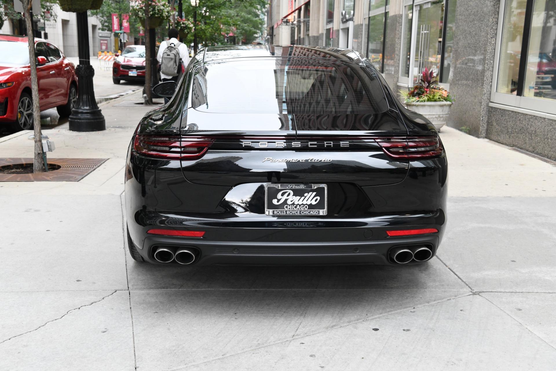 Used 2019 Porsche Panamera Turbo   Chicago, IL