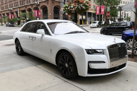 New 2021 Rolls-Royce Ghost EXTENDED WHEELBASE EWB   Chicago, IL