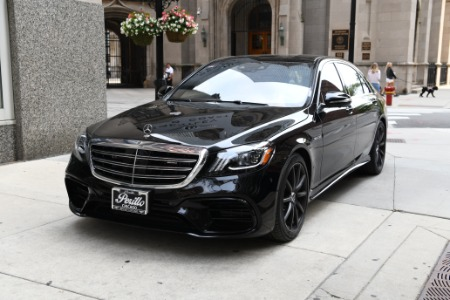 Used 2020 Mercedes-Benz S-Class AMG S 63 | Chicago, IL