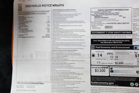 New 2021 Rolls-Royce Wraith  | Chicago, IL
