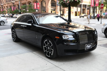 Used 2017 Rolls-Royce Ghost BLACK BADGE | Chicago, IL