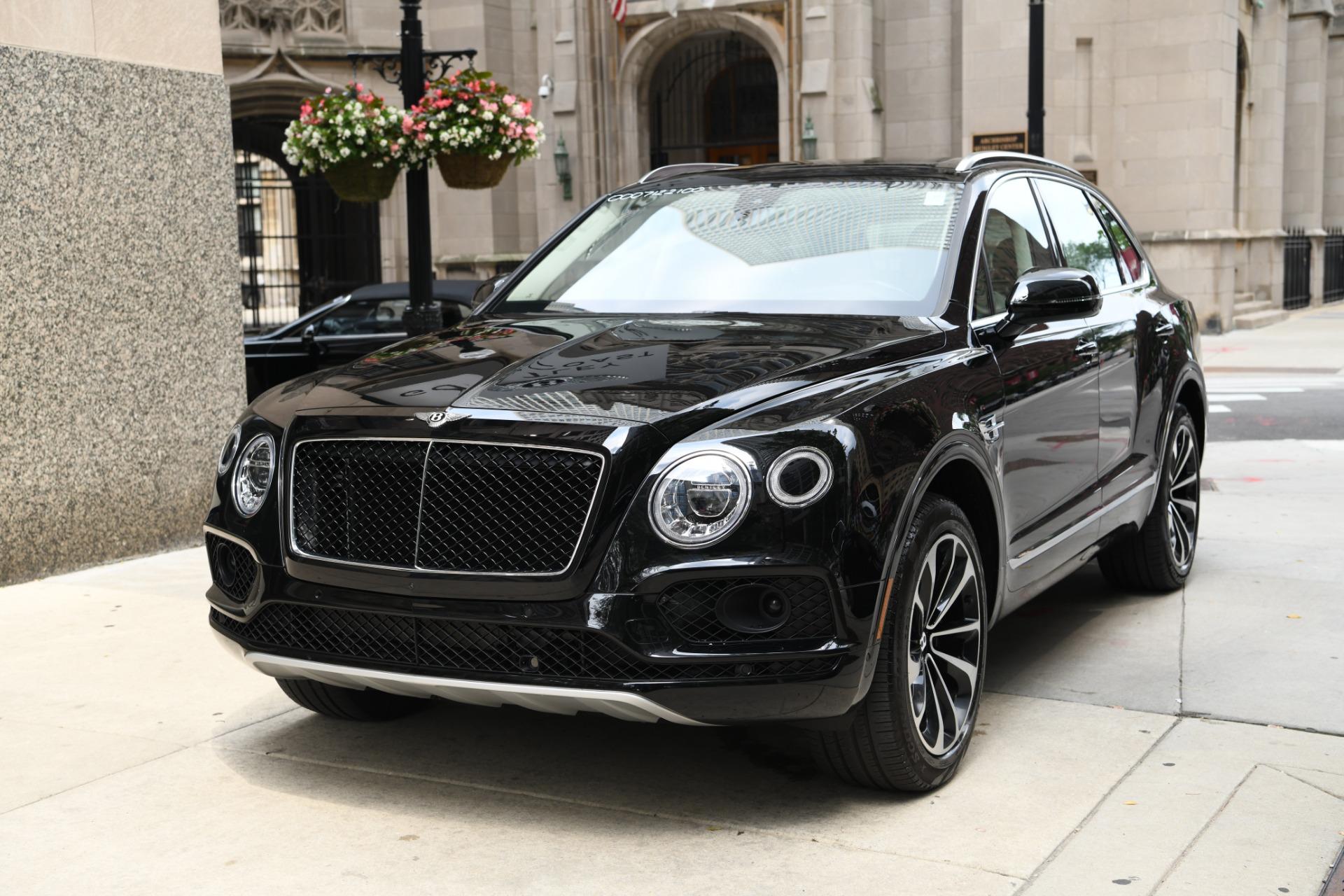 Used 2019 Bentley Bentayga V8   Chicago, IL