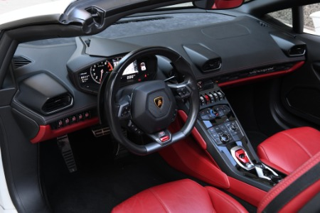 Used 2016 Lamborghini Huracan Spyder LP 610-4 Spyder | Chicago, IL