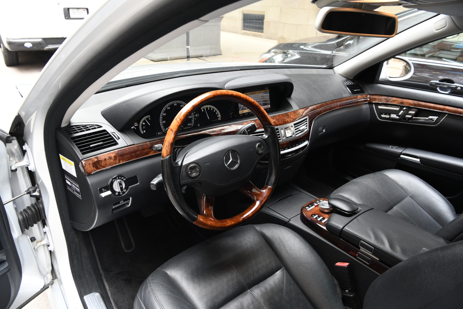 Used 2008 Mercedes-Benz S-Class S 550 4MATIC   Chicago, IL