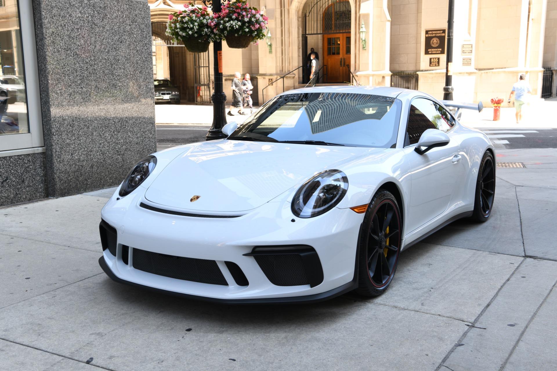 Used 2018 Porsche 911 GT3 | Chicago, IL