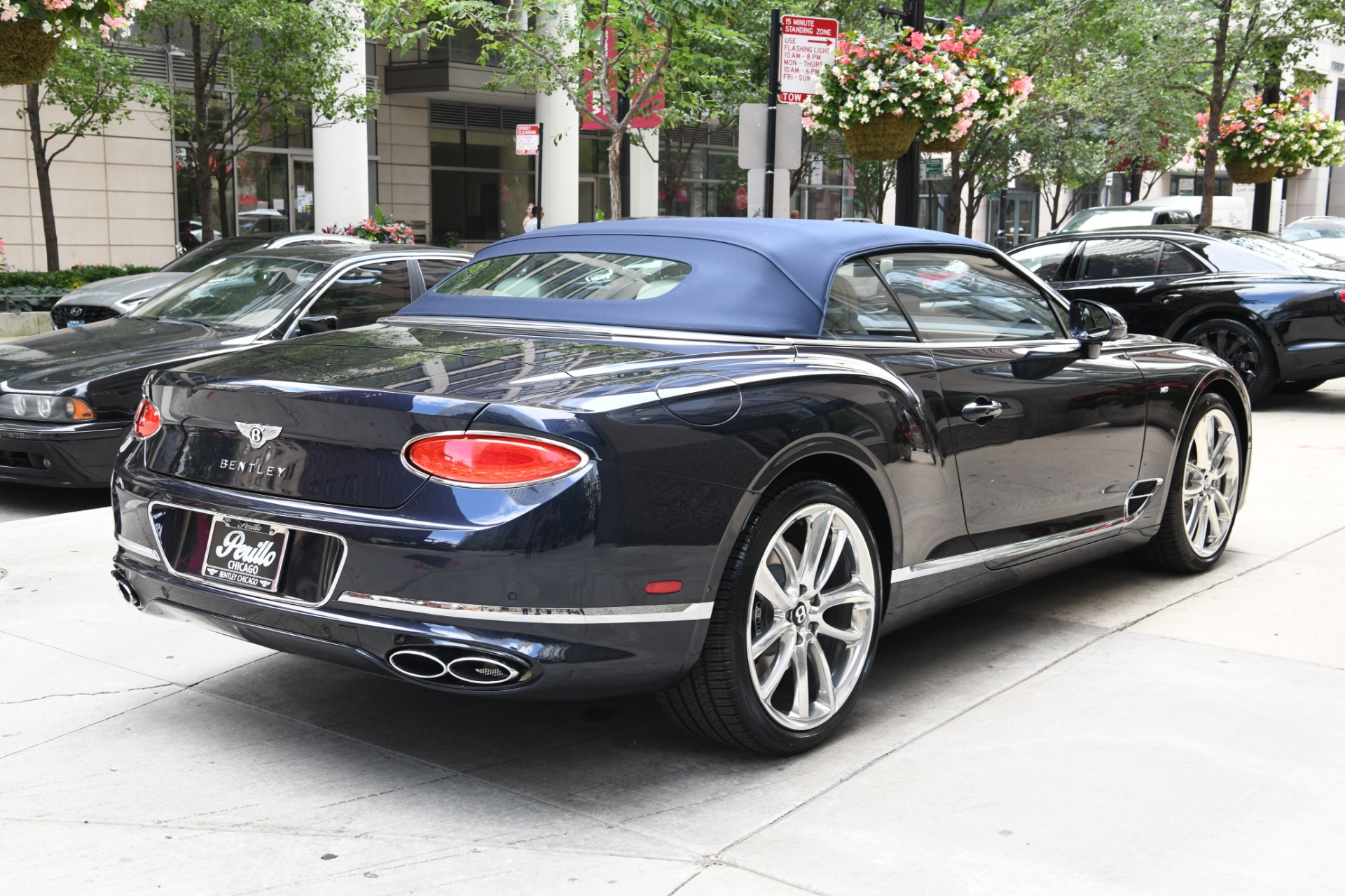 New 2021 Bentley Continental GTC Convertible GTC V8   Chicago, IL