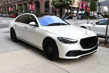 Used 2021 Mercedes-Benz S-Class S 580 4MATIC | Chicago, IL