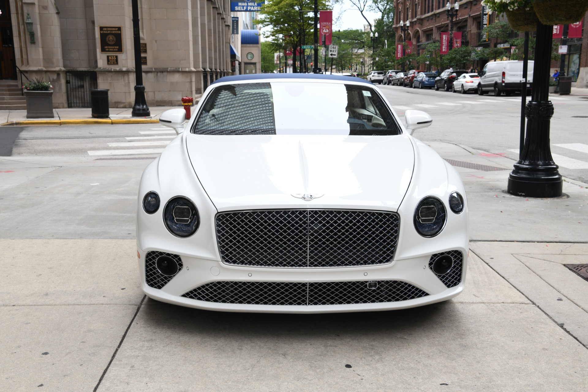 New 2022 Bentley Continental GTC Convertible GTC V8 | Chicago, IL