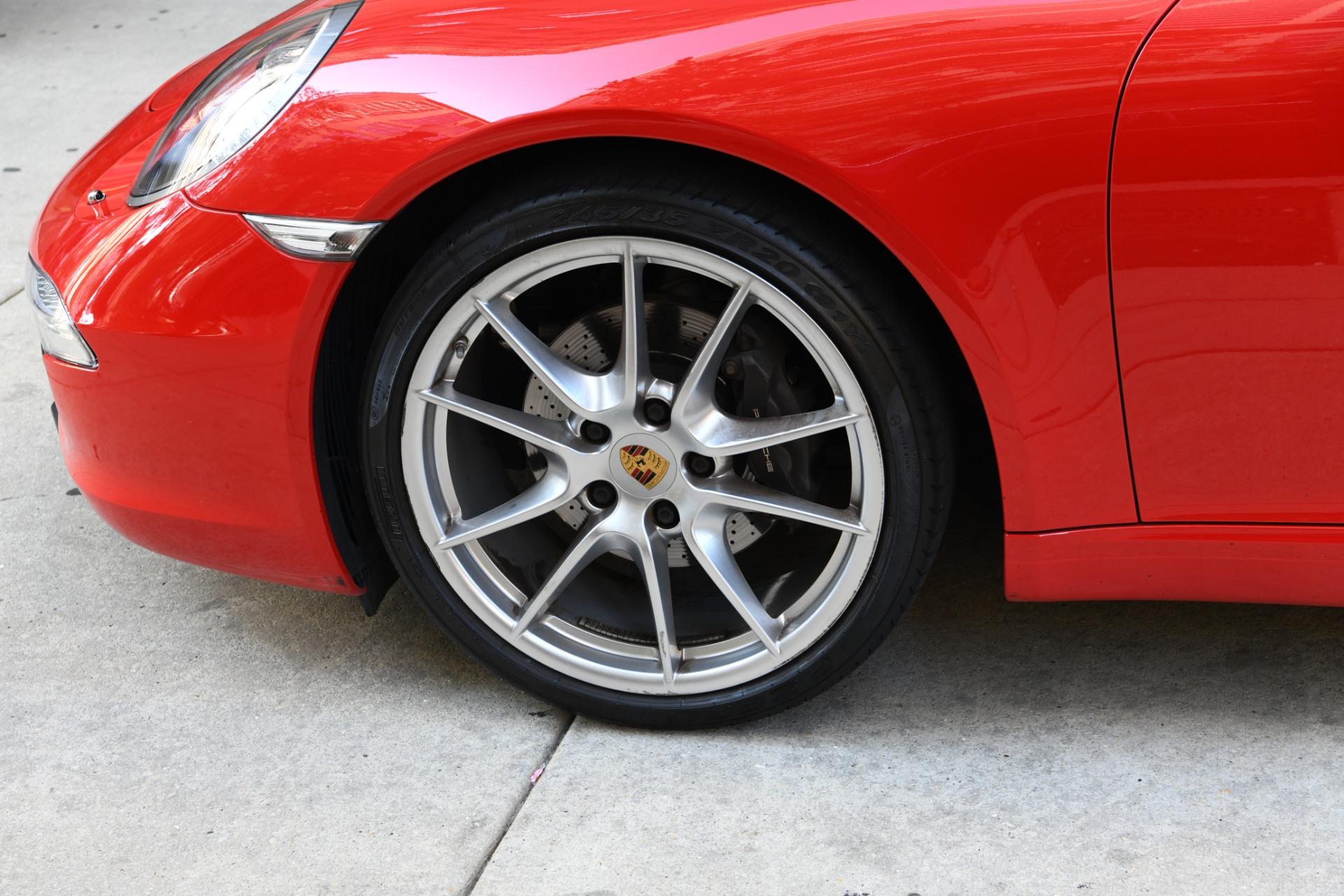 Used 2016 Porsche 911 Carrera   Chicago, IL