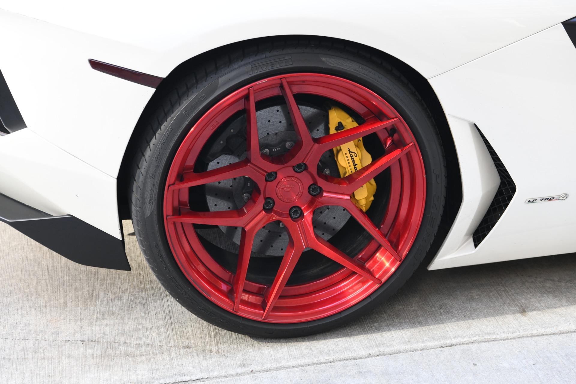 Used 2013 Lamborghini Aventador LP 700-4   Chicago, IL