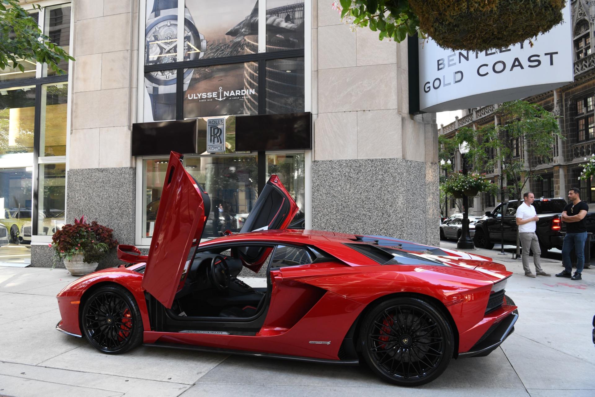 Used 2018 Lamborghini Aventador LP 740-4 S | Chicago, IL