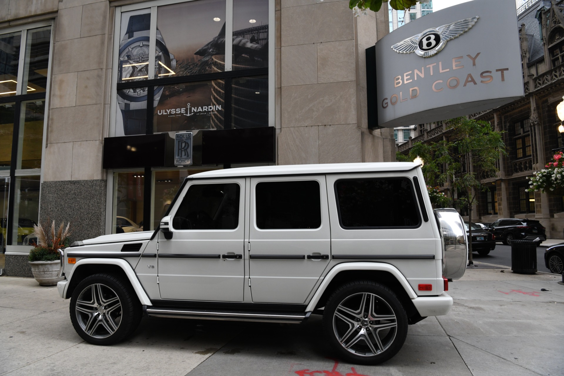 Used 2013 Mercedes-Benz G-Class G 550   Chicago, IL