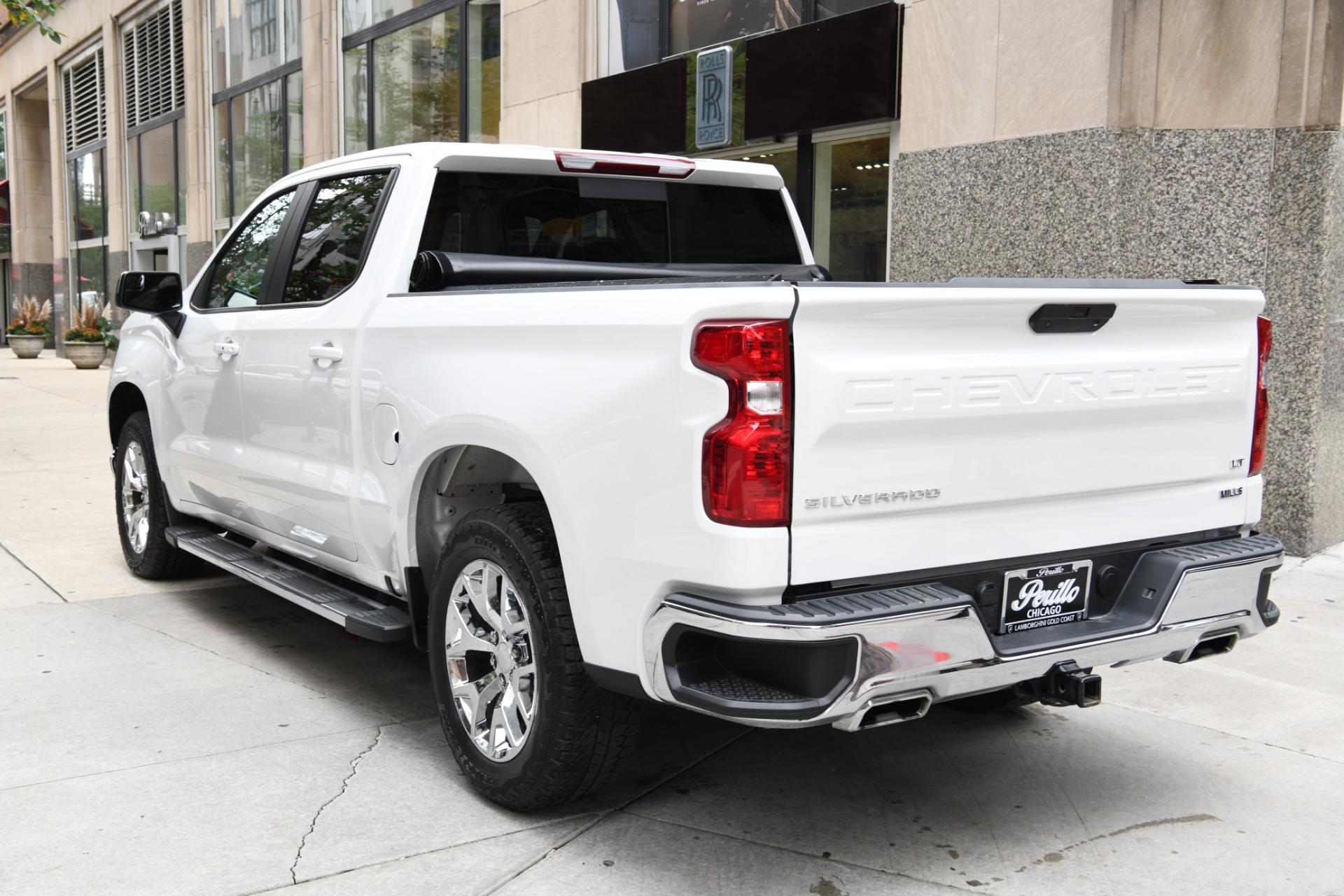Used 2021 Chevrolet Silverado 1500 Z71 LT   Chicago, IL