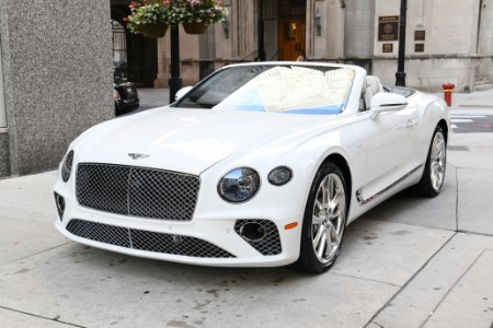 New 2022 Bentley continental GTC Convertible GT V8   Chicago, IL