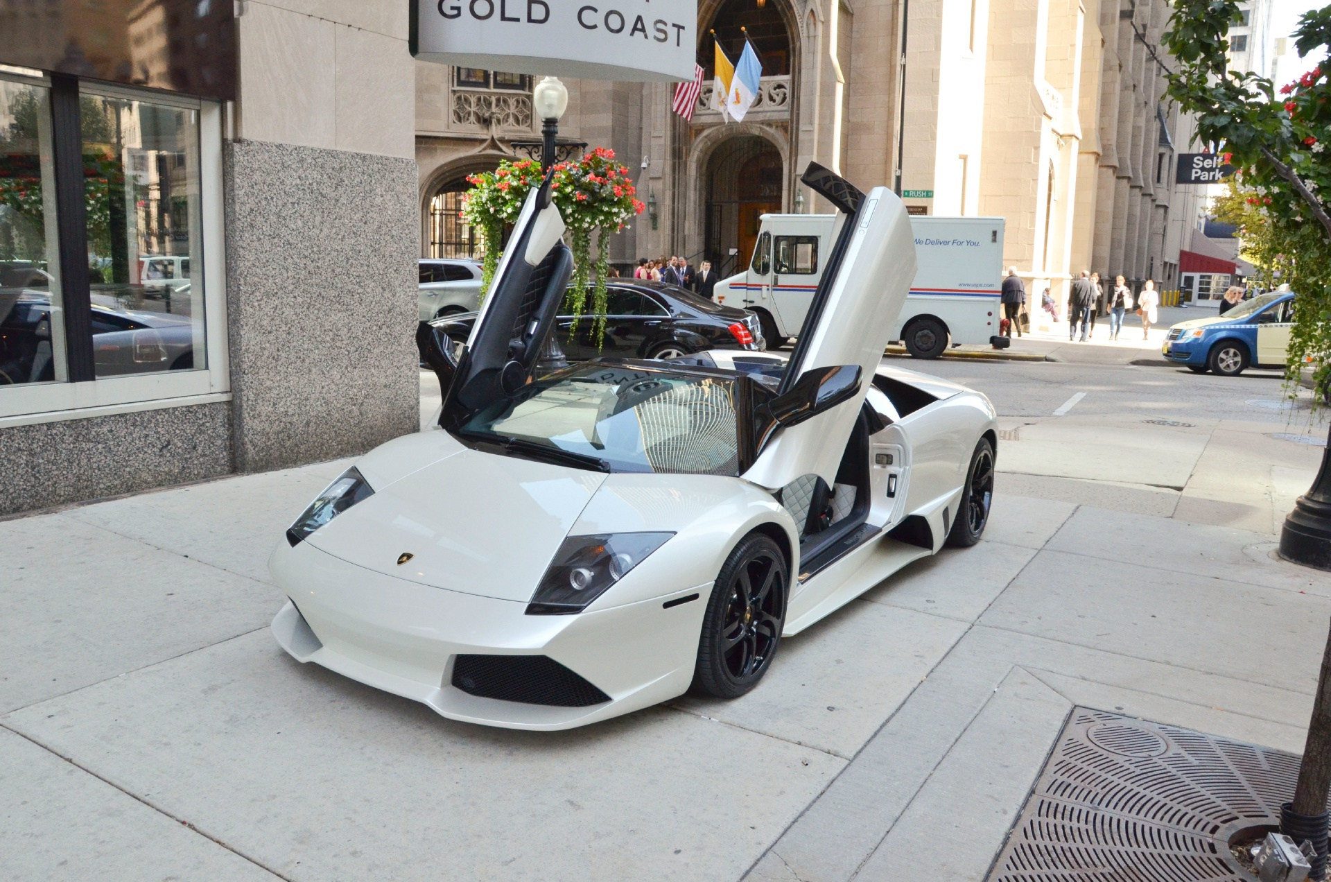 lago total for beautiful sale lamborghini lp murci in roadster on one edition cars versace murcielago white of jamesedition